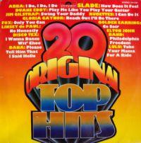 Cover  - 20 Original Top Hits [Polydor 1975/1]